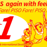 Cebu Pacific PISO FARE 2014 Promo for Domestic and International Flights
