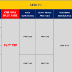 Philippine Airlines and PAL Express Domestic Promo Fare February 2014