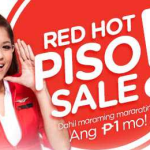 PISO FARE 2014 and 2015 by AIR ASIA Zest