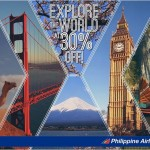 Philippine Airlines 30% Promo Fares for International Tickets