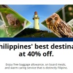 Philippine Airlines Batanes, Palawan, Boracay and more Promo Fare 2015