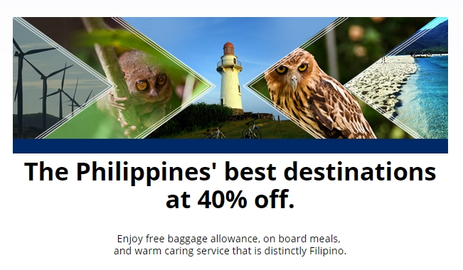 Philippine Airlines Piso Fare