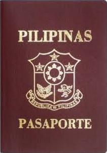 The New Philippine Passport