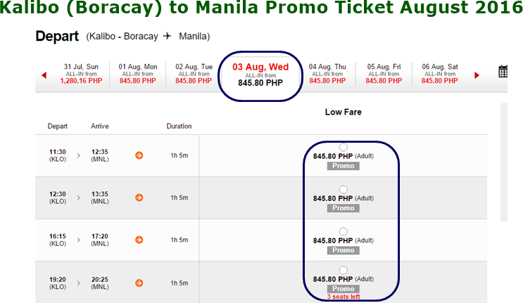 Kalibo_To_Manila_August_Promo_Fare_ August 2016.