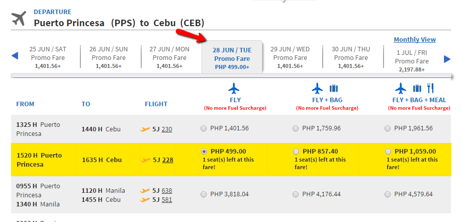 Puerto_Princesa_to_Cebu_Promo_Fare