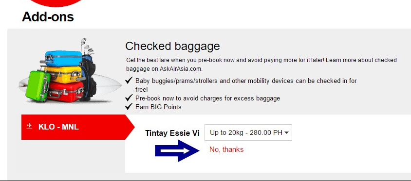 Air_Asia_Checked_Baggage_Option