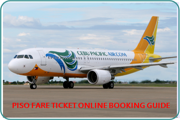 Cebu Pacific Air Online Booking Guide