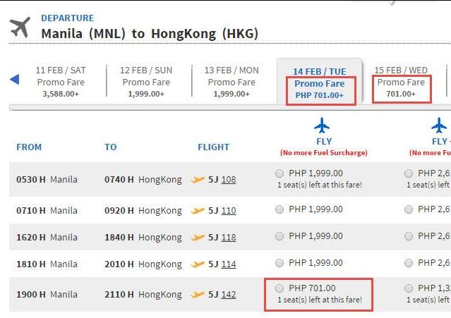 Manila_to_Hongkong_Piso_Fare
