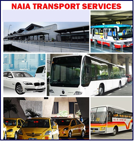 NAIA Transport Services