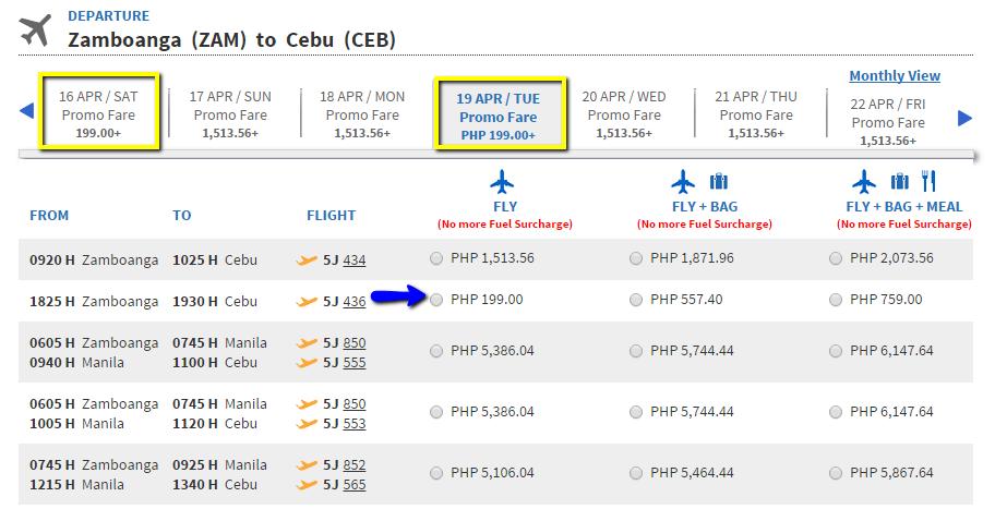 Zamboanga_to_Cebu_Promo_Fare
