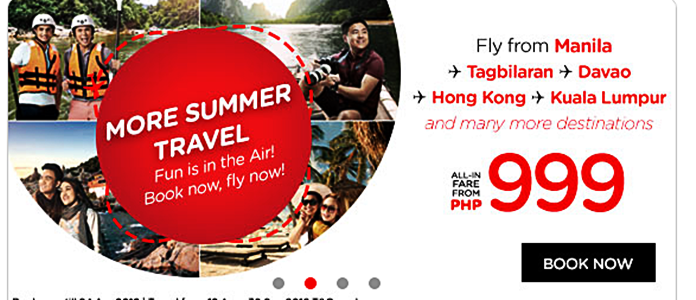 Air_Asia_Zest Promo_Fare Tickets 2016