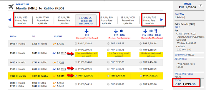 Promo_fare_to_Boracay via Kalibo