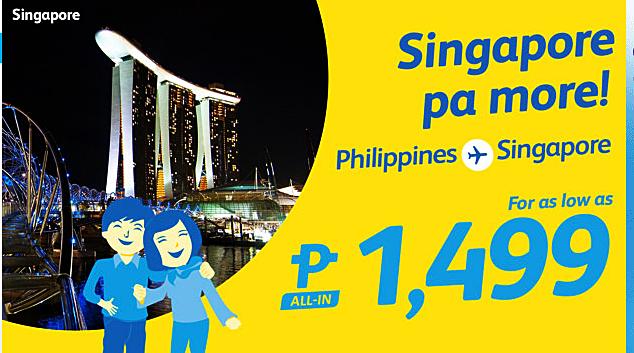 Singapore_promo fare