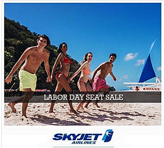 Skyjet_Labor_Day_Seat Sale 2016