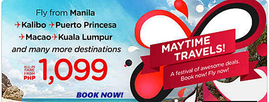 Air Asia Zest Promo Fare