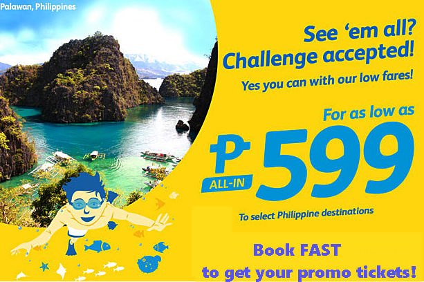Cebu Pacific Promo Seats 2017