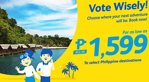Cebu Pacific Promo June, July, August, September 2016