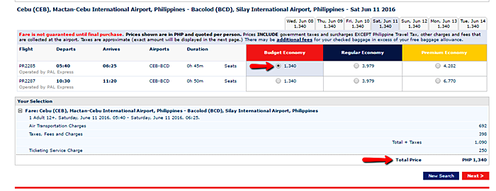 Cebu_to_Bacolod Seat Sale