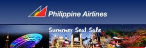 2016 Philippine Airlines Seat Sale: May, June, July, August Travel
