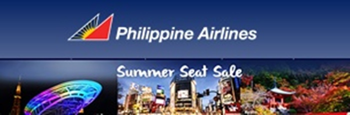 Philippine Airlines Promo Fare.