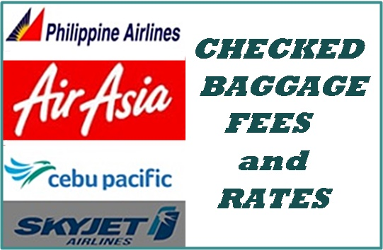 Prepaid Baggage Rates
