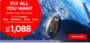Air Asia Promo Fare June 2016- January 2017