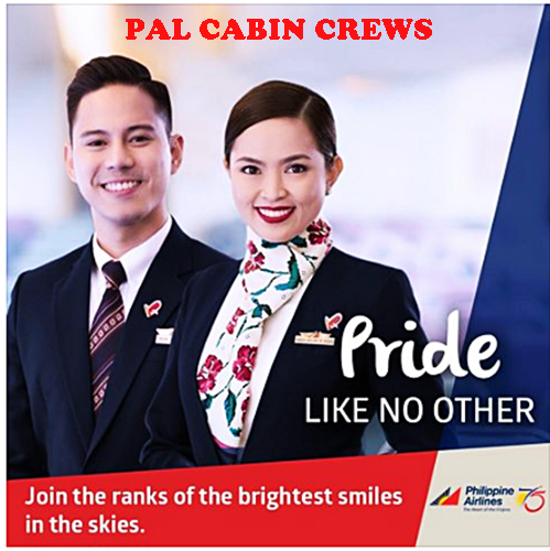 Philippine Airlines Job Hiring for Flight Attendants