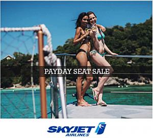 Skyjet Seat Sale 2016: BATANES, BORACAY and CORON