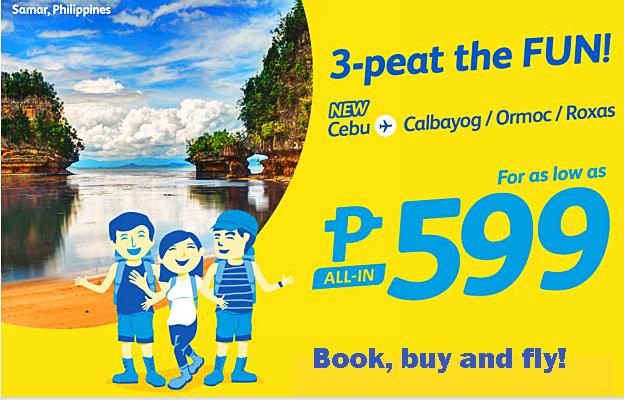 Cebu Pacific Seat Sale 2016