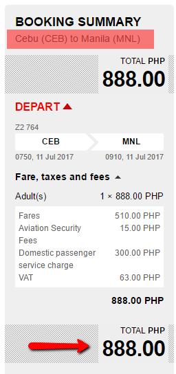 Cebu_to_Manila_Promo_Seat_2017