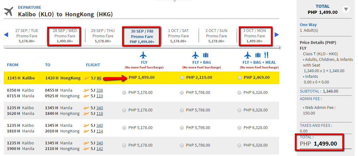 Kalibo_to_Hongkong_Promo_flight