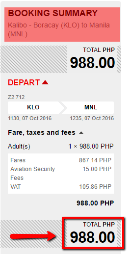 Kalibo_to_Manila_Seat_Sale