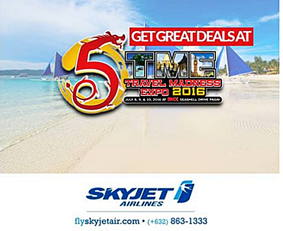 Skyjet Seat Sale July 2016-March 2017