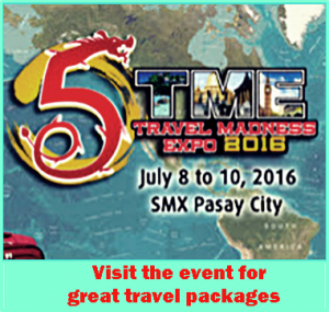 The TME Travel Madness Expo Dates, Venue and Participating Airlines 2016