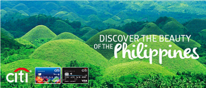 Philippine Airlines up to 50% Promo Fare with Citicard