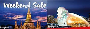 Philippine Airlines Weekend Sale: Singapore, Bangkok, Abu Dhabi, Doha