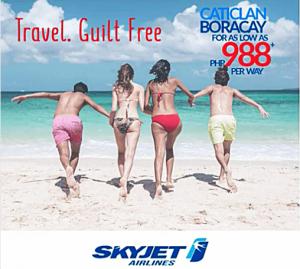 Skyjet BATANES, BORACAY and CORON Seat Sale 2016- 2017