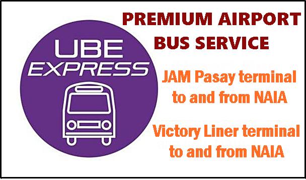 UBE Express Premium Airport Bus Service