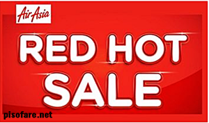Air Asia RED HOT SALE 2017 Promo Tickets