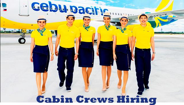 cebu pacific air cabin crews september recruitment fair