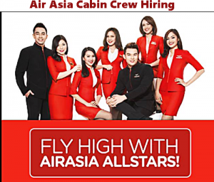 2016 Air Asia Cabin Crew Hiring in Cebu