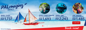Philippine Airlines June to July 2017 Round Trip Seat Sale