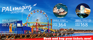 Philippine Airlines Amazing Weekend Promo Deals