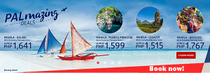Philippine Airlines December 2016- January 2017 Seat Sale