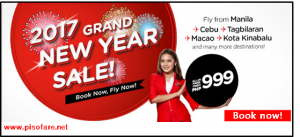 Air Asia Grand New Year Seat Sale 2016-2017