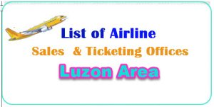 Where to Buy Cebu Pacific Promo Fare in Luzon
