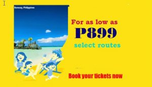 2017 Cebu Pacific Promo February-April