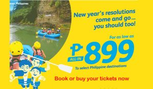 Cebu Pacific February-April 2017 Seat Sale