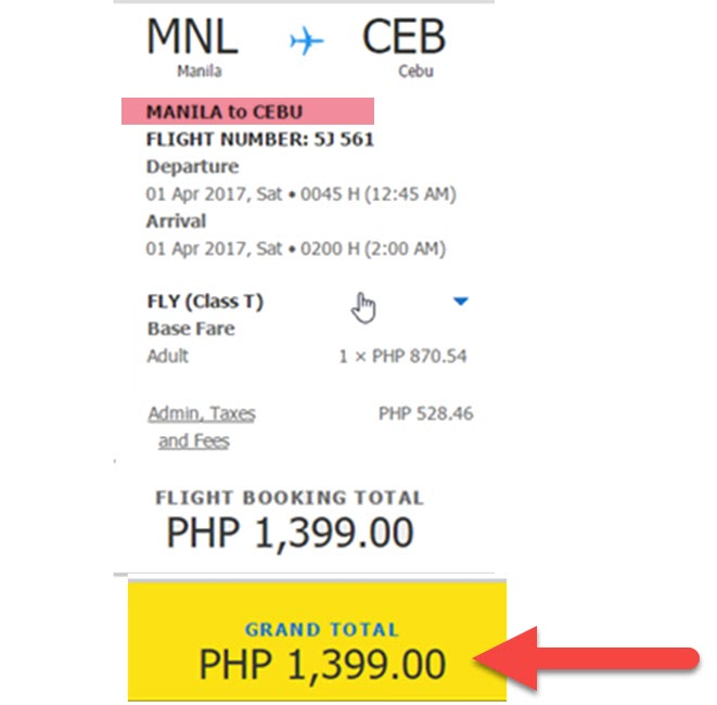 Cebu-Pacific-Promo-Fare-Manila-to-Cebu-April-2017.
