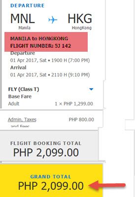 Cebu-Pacific-Sale-Ticket-2017-Manila-to-Hongkong